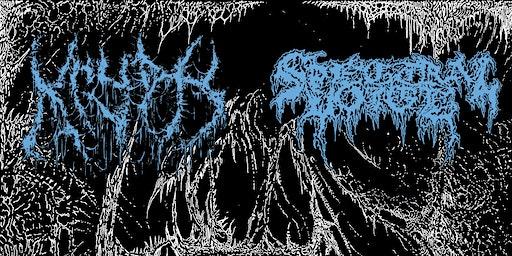 Saint Vitus Presents: Spectral Voice, Krypts, Oxalate, Burial Stone