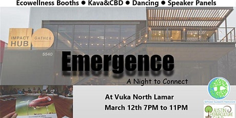 Emergence | A Night to Connect tickets