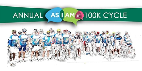 AsIAm 100km Cycle - Saturday 9th May 2020 - Cyclist Registration tickets