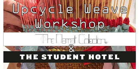 Upcycle Weave Workshop tickets
