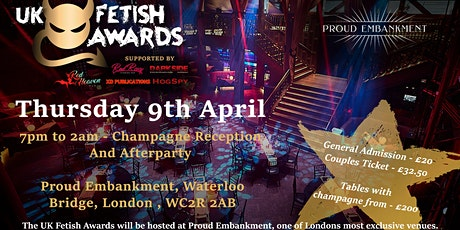 Uk Fetish Awards tickets