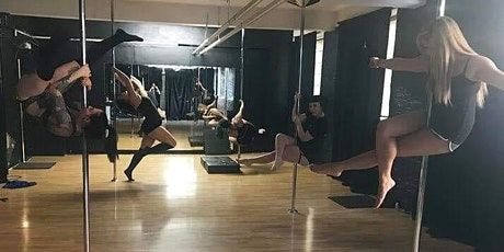 Mother's Day Pole Fitness Cafe tickets