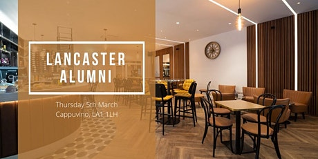 Alumni Event in Lancaster March 2020 tickets