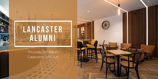 Alumni Event in Lancaster March 2020