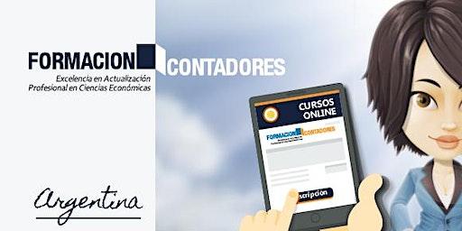 Curso online - Ajuste por inflación impositivo.