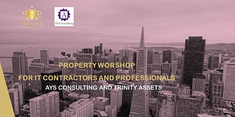 Property Investment Workshop for IT Contractors and Professionals tickets