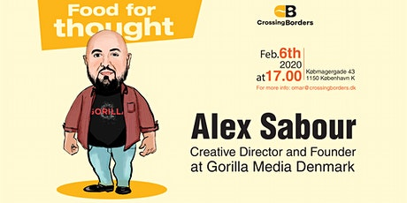Food For Thought with Alex Sabour tickets