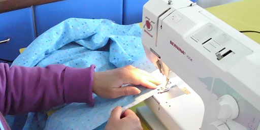 Sewing Machine Basics (over 16's)