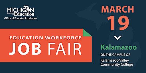 Education Workforce Job Fair