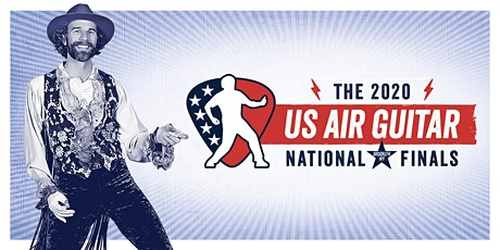US Air Guitar - 2020 Championships - Custer, South Dakota tickets