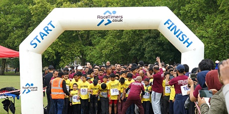 Run for Fun with Muslim Aid tickets