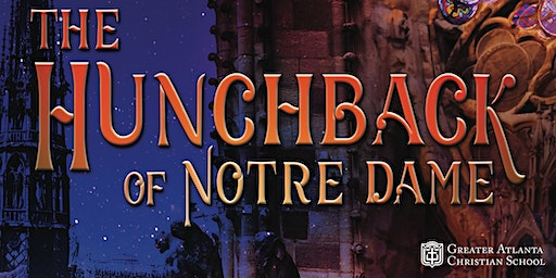 "King's Gate Theatre presents: ""The Hunchback of Notre Dame"" - Sunday Matinee"
