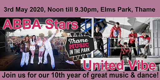 Music in the Park Thame