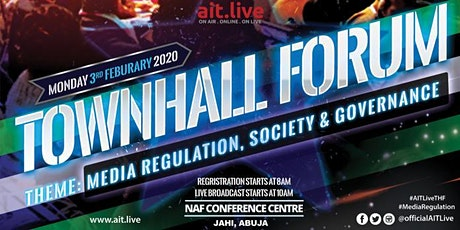AIT.LIVE TOWN HALL FORUM tickets