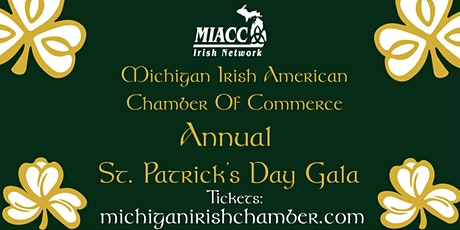 Detroit St. Patrick's Day Gala hosted by MIACC tickets