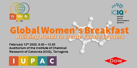 IUPAC Global Women's Breakfast - Tarragona tickets