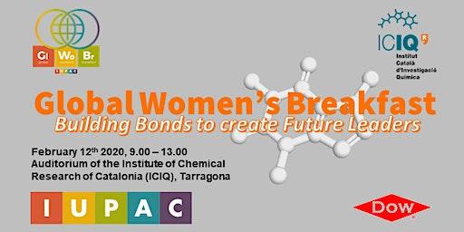 IUPAC Global Women's Breakfast - Tarragona