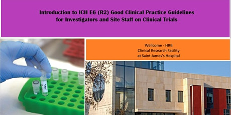 Introduction to Good Clinical Practice for CT Investigators and site staff tickets