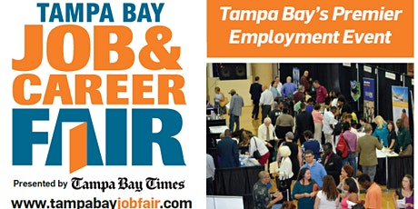 Tampa Bay Job & Career Fair tickets