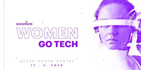 WOMEN GO TECH tickets