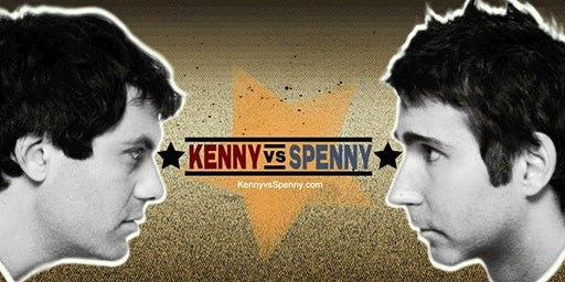 Kenny Vs Spenny Live In Kingston