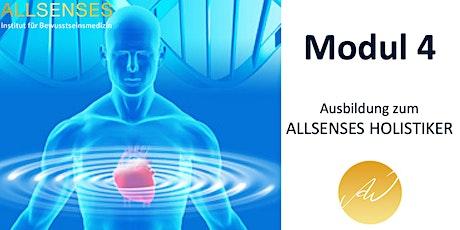 Modul 4 - Ausbildung ALLSENSES HOLISTIKER Tickets
