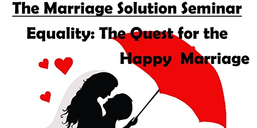 The Marriage Solution Seminar