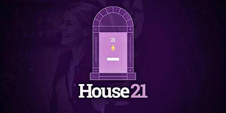 House 21 Blogging Workshop & Brunch - Birmingham tickets