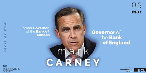 Governor of the Bank of England | Mark Carney