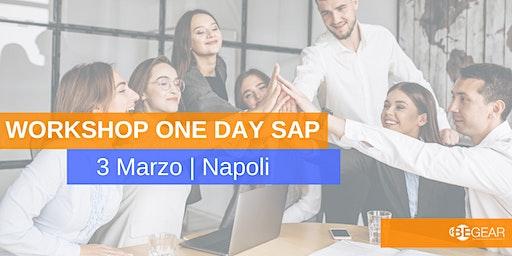 WorkShop One Day SAP