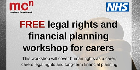 Legal Rights & Financial Planning tickets