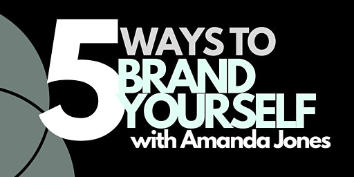 5 Ways to Brand Yourself in Real Estate with Amanda Jones