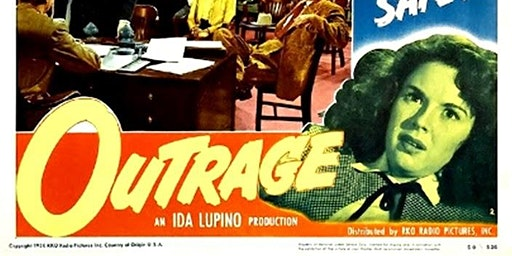Outrage (70th Anniversary)- Q&A with Lizzy Dening