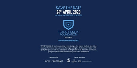 TRANSFORMERS ED - Amsterdam 24th April 2020 tickets