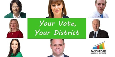 Your Vote, Your District tickets