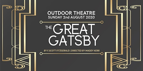 Great Gatsby - Outdoor Theatre tickets