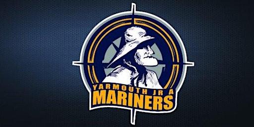 Yarmouth Mariners Hockey game  vs Amherst