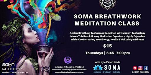 Soma Breathwork Meditation
