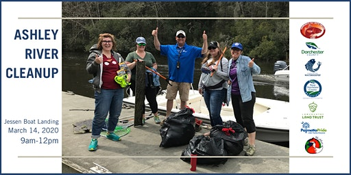 2020 Ashley River Cleanup