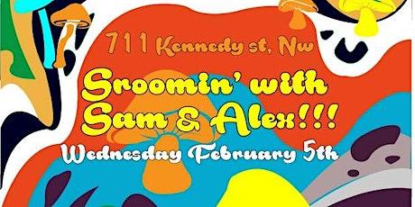 Shroomin' w/ Sam & Alex: 6- Course Gluten Free & Vegetarian Mushroom Dinner tickets