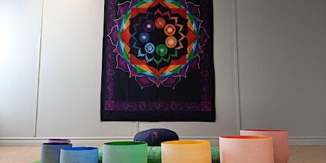 Full Moon Chakra & Sound Bowl Meditation / Pre-register only tickets