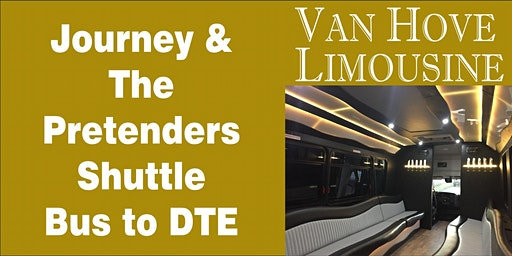 Journey Shuttle Bus to DTE from Hamlin Pub 25 Mile & Van Dyke