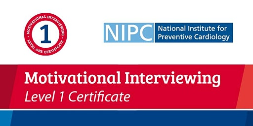 Motivational Interviewing Level 1 Certificate April 2nd & 3rd 2020 (Standard Rate)