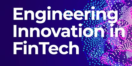 FinTech Engineering and Product Innovation tickets