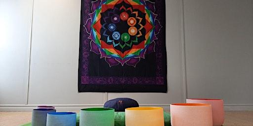Full Moon Chakra & Sound Bowl Meditation