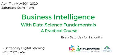 Business Intelligence With Data Science Fundamentals tickets