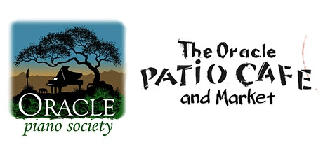 Patio Cafe Gala Dinner to Benefit Oracle Piano Society (Following Dmytro Choni Concert) tickets