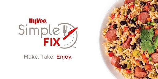 Gluten-Free Simple Fix Freezer Meal Class