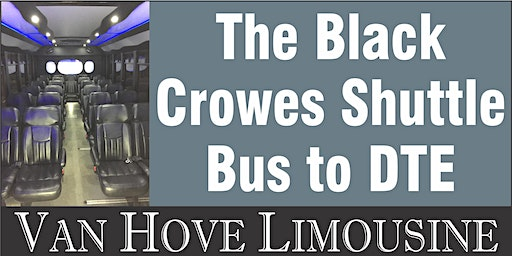 Black Crows Shuttle Bus to DTE from O'Halloran's / Orleans Mt. Clemens