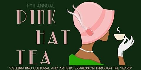 11th Annual Pink Hat Tea Scholarship Fundraiser